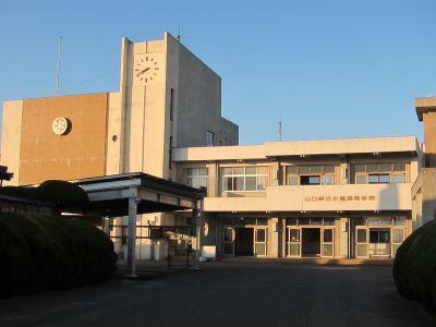 大津緑洋高等学校水産校舎